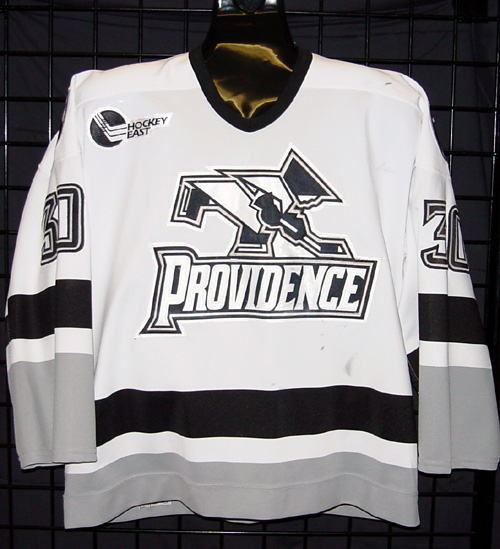 new product e8d7e fc2c0 GVJerseys - Game Worn Hockey Jersey Collection - Providence ...